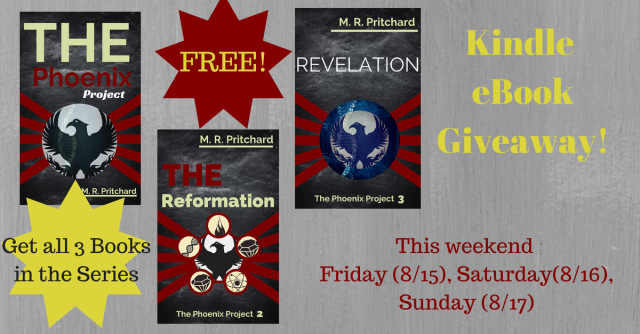 Kindle  eBook Giveaway!