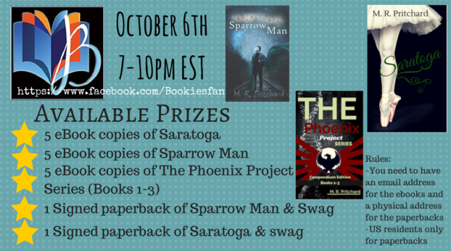 Prizes, Author Takeover