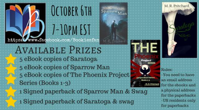 Prizes, Author Takeover