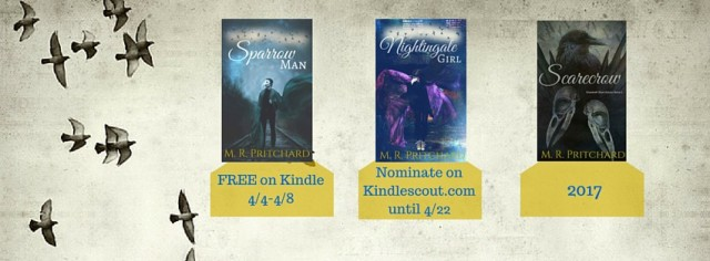 Vote for Book 2 in the Sparrow Man Series on KindleScout-2
